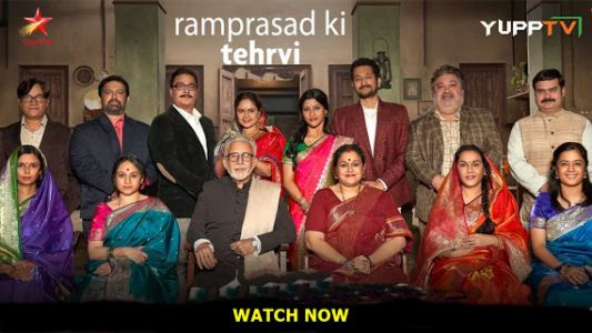 World TV Premiere Of Ramprasad Ki Tehrvi on Star Plus Live