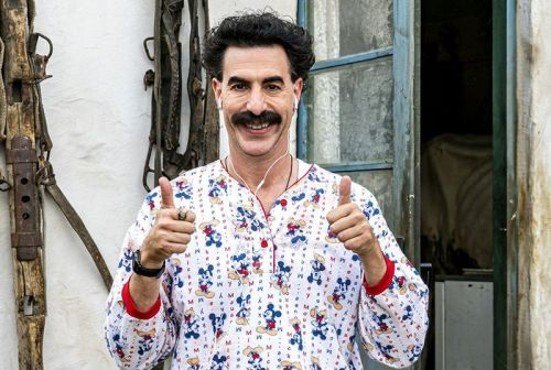 Amazon Enjoys 'Great Success' With Borat Subsequent Moviefilm Opening Weekend