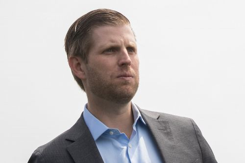 Eric Trump says he needs to get his flu shot