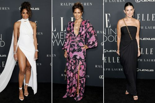 All the celebrity looks from the Elle Women in Hollywood 2021 red carpet