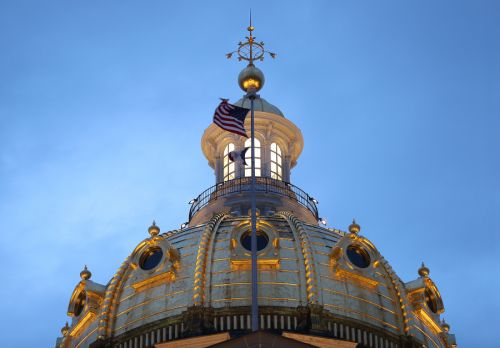 Iowa Senate official warned of payback over COVID-19 inquiry