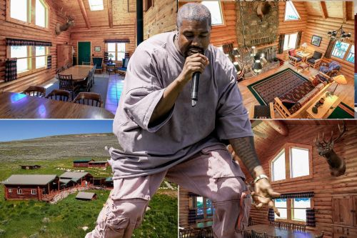 Inside Kanye's 'therapy' ranch where 'Donda' came to life post-divorce