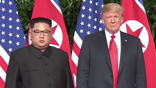Trump REVERSES North Korea Sanctions Just Hours After His Own Government Announced Them