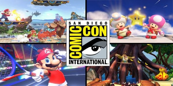 Nintendo Is Bringing Super Smash Bros. Ultimate, And More To San Diego Comic-Con
