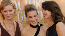 Sarah Jessica Parker Kicks Off 'Sex And The City' Revival Filming With Epic Throwback