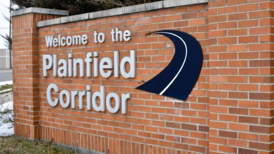 Plainfield Avenue redevelopment approaches final stage