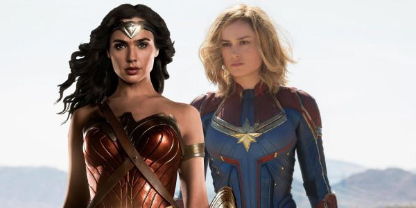 Awesome Fan Trailer Celebrates the Rise of Female Superheroes