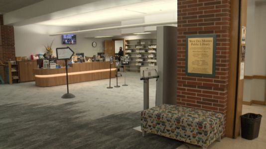 West Des Moines Library to Close During Construction