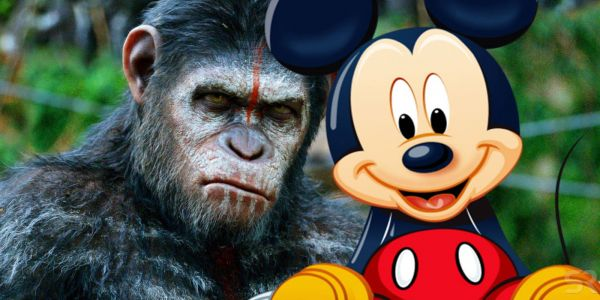 Disney's Planet Of The Apes Movie Is A Bad Idea | Screen Rant