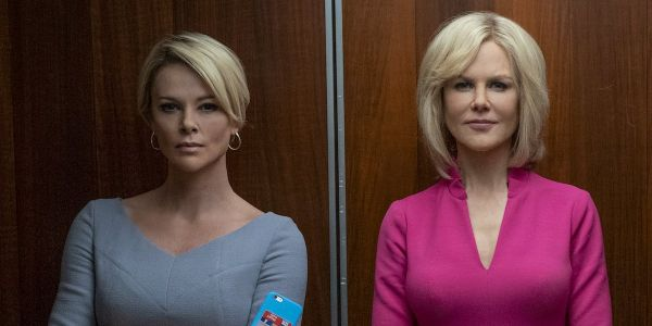 That Time Bombshell's Nicole Kidman Didn't Even Recognize Charlize Theron As Megyn Kelly
