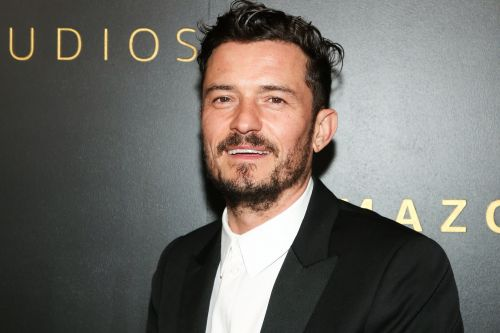 Orlando Bloom's poncho mocked by Gwyneth Paltrow, Katy Perry and more