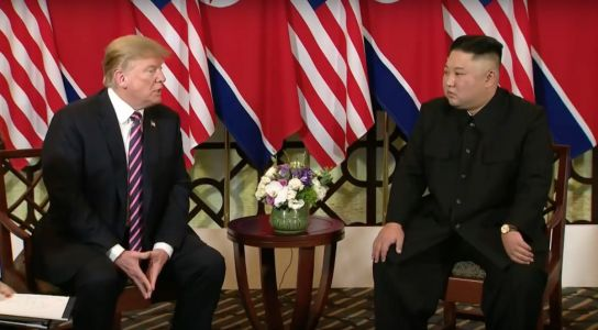 Twitter Left Dumbfounded After Trump's Sudden Nixing of North Korea-Related Sanctions: 'This is a Clusterf*ck'