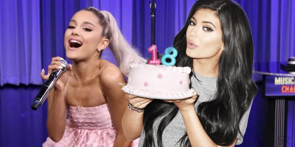 Ariana Grande Mimics Kylie Jenner's Rise & Shine 'Song'
