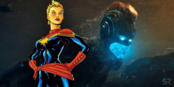 Captain Marvel WILL Have Her Classic Mohawk