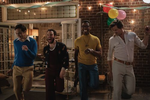 Netflix's The Boys in the Band Gives Fans a Hopeful, If Open-Ended, Conclusion