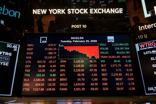 Global Stock Markets Lose $6 Trillion In Value, Dow on Worst Week Since 2008 Crisis