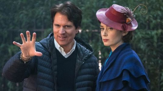 Blunt, Miranda and Marshall on Making Mary Poppins Returns Together
