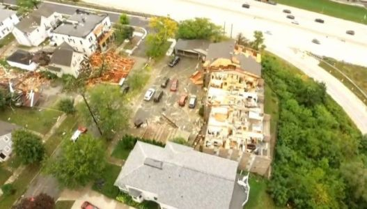 GR apartments to restore after storm destroys roof