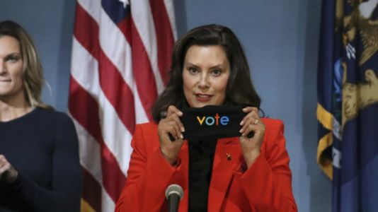 Whitmer's meteoric rise leaves Democrats excited for future
