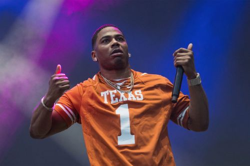 Nelly hits the club following sexual misconduct allegations