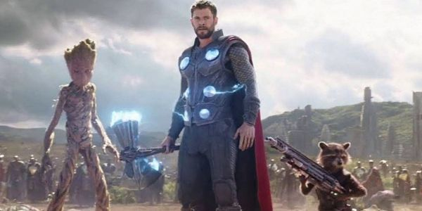 This Cryptic Avengers 4 Photo Is Driving Marvel Fans Crazy Online