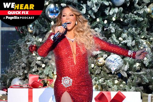 Mariah Carey has Christmas cookies now, plus Ray J's marital issues will be on camera and Miley Cyrus' sex life goes virtual