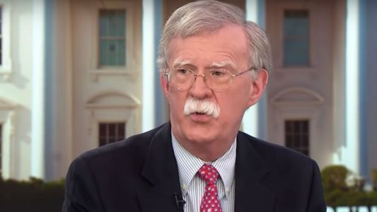 'I Hope It's Not Suppressed': Bolton Alludes to Book Details, Trump Criticisms at Event