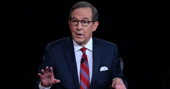 How Many Times Did Chris Wallace 'Placate' Trump By Telling Him 'You'll Be Happy' With Next Question?