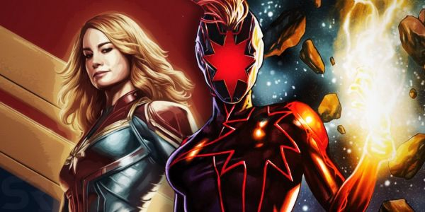 Captain Marvel is Turning EVIL To Kill The Avengers | Screen Rant