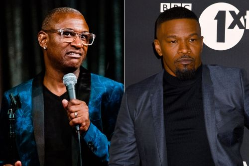 Jamie Foxx skewered by 'In Living Color' co-star Tommy Davidson in new book