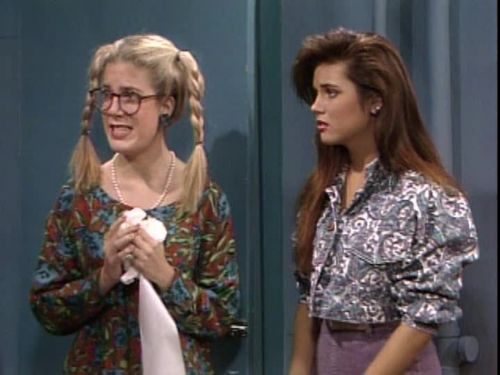 The Myers-Briggs® Types Of Saved By The Bell Characters