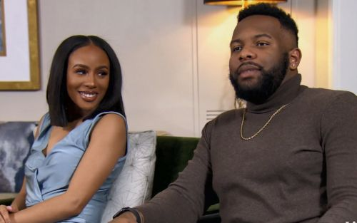 'Married at First Sight' couple Miles and Karen announce they've moved away from Woody and Amani