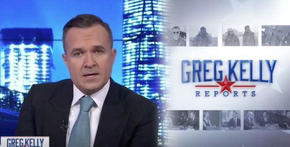 Newsmax Host and Election Conspiracist Greg Kelly to Host New WABC Radio Show