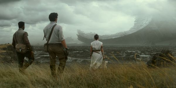 Star Wars 9: Planet With Death Star Wreckage Named