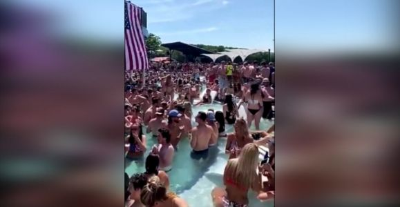 SHOCKING: Partier From Lake of the Ozarks Petri Dish Pool Party Has Tested Positive for Coronavirus