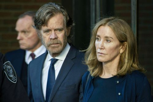 Felicity Huffman Gets 14 Days in Prison in Connection With College Admission Scandal