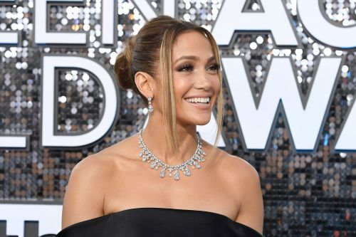Jennifer Lopez dazzled in $9M of diamonds at the 2020 SAG Awards