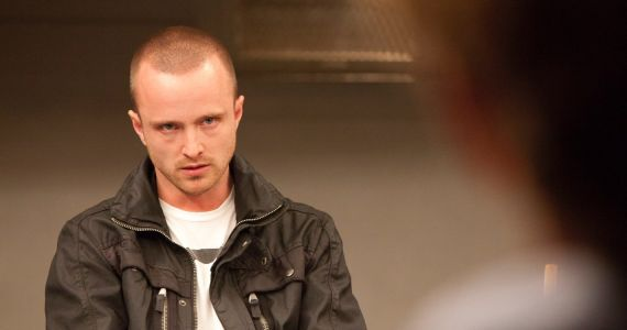 Aaron Paul Throws Shade At Sudden Breaking Bad Movie Trailer Drop