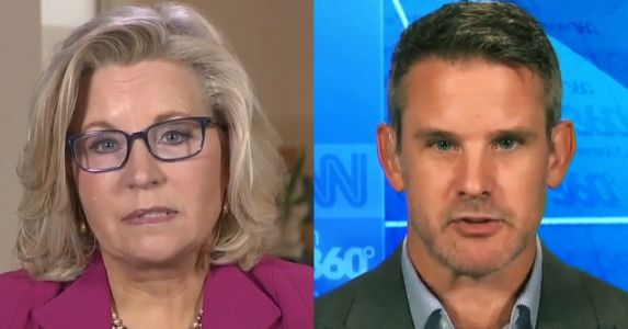 Andy Biggs and House Freedom Caucus Push to Boot Cheney, Kinzinger From GOP: We've Got 'Two Spies Sitting Right There'