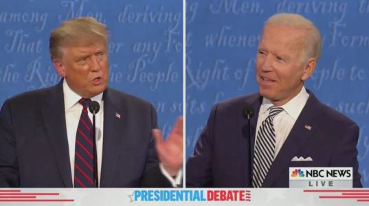 GOP Senators Pan 'Sh*t Show' Trump-Biden Debate: An 'Embarrassment,' 'Exhausting,' 'Awful'