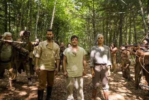 Future Man Season 3 Teaser: Hutcherson Leads History's Most Wanted Fugitives