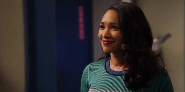The Flash Season 6 Features Iris' Most Disgusting Scene