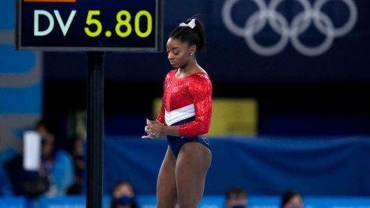 'Twisties': Skinner to take Biles' place in vault and uneven bars