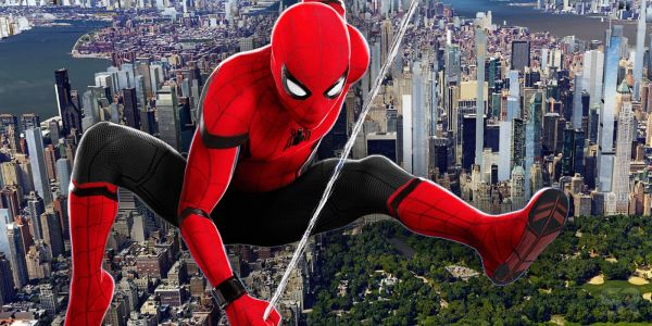 After Five MCU Movies, Spider-Man Will Be A Proper Web-Swinger