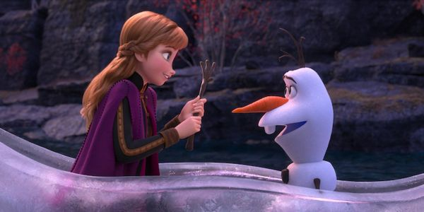 Frozen II Just Helped Push Disney To Another Major Ticket Sales Record