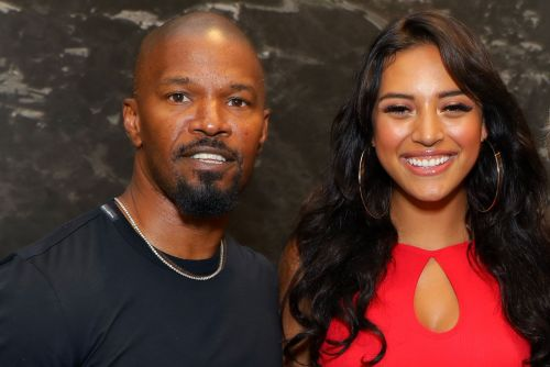 Jamie Foxx says Sela Vave is 'the next Beyoncé'