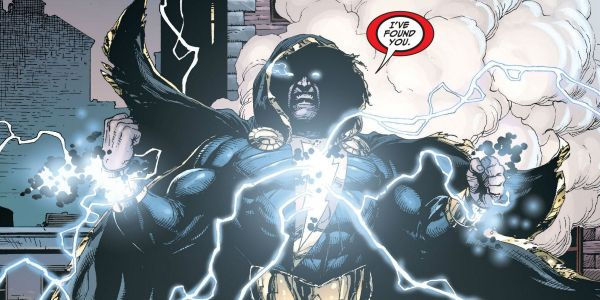Dwayne Johnson Likens His Black Adam Character's Powers To Superman