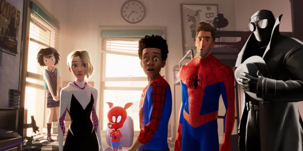 Spider-Man: Into the Spider-Verse Blu-ray Release Date Revealed
