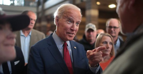 Joe Biden Details Silicon Valley Meeting With 'Little Creeps Sitting Around' the Table