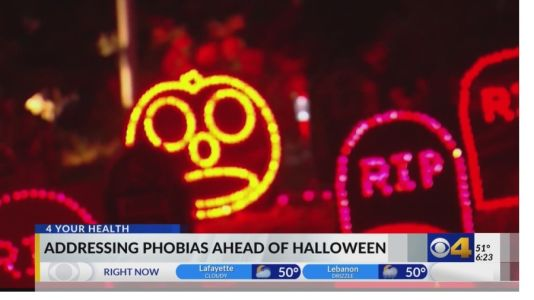 Fear or phobia? How the 'spooky season' can affect people